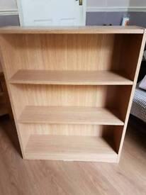Small 4 tier bookcase