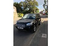 Land Rover FREELANDER 2, 2.2 TD4 GS 5dr FOR SALE - Metallic Black, Private Seller, Waterbeach