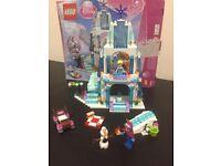Frozen Lego Castle 41062