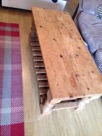 Coffee table handmade £40 collection only