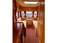 Fleetwood Colchester 2004 2 berth caravan