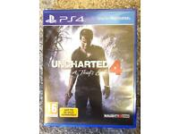 Uncharted 4 | A THIEF'S END |