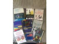 Huge bundle of early years foundation degree books!