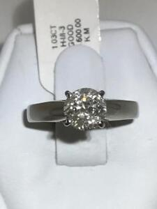 1.03CT DIAMOND ENGAGEMENT RING BEST PRICE IN THE CITY !!!!!!!!