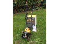 Electric Rotavator - Von Haus Garden Tiller - 240V/1050W power