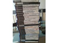 Silver ps2 and 26 games