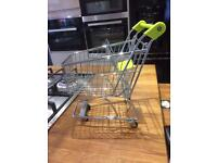 Ringtons small shopping trolley