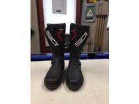 Sidi trials zero motorcycle boots