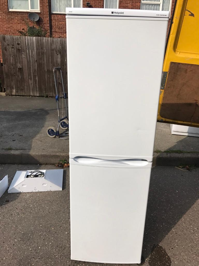 Hotpoint Fridge Freezer 6Ft