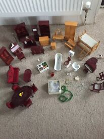 Large collectors dolls house