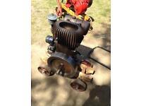 Wolsley wd8 statonary engine