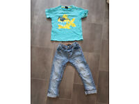 Boys clothes bundle 3-4 yrs