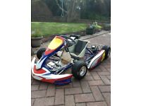 Cobalt cadet kart with Honda engine