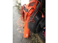 Flymo leaf blower/ hoover