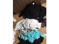 Joblot of exchain clothing
