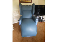 MAXI DELUXE RECLINING CHAIR & DAY BED ELECTRIC