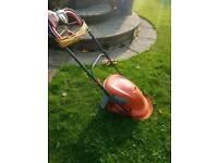 Flymo Mov n Vac Lawnmower
