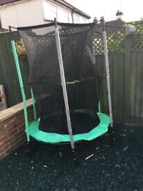 4ft toddler trampoline