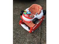 Baby walker 3 in 1 - Bargain