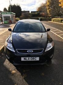 2011 Ford Mondeo 2.0 litre Diesel.