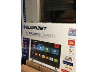 43 inch smart wifi led tv