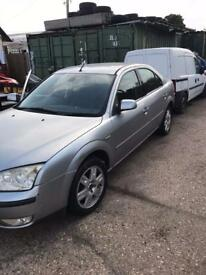 Ford mondeo tdci Breaking For Spares