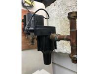 STUART TURNER BOILER / SHOWER PUMP ? WITH PRESSURE CONTROL MODULE