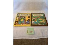 Franklin books £6 for both