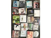 job lot of around 300 CD's for sale Lots of unrealeased music demos sold X radio DJ