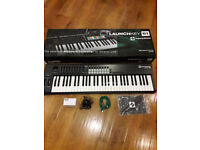 Novation Launchkey 61 MK2 USB keyboard controller