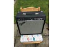 Fender prinston 112 plus, as new condition with manual and circuit diagram.