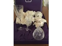 Edinburgh Crystal Wine/Champagne Glasses