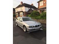 BMW 530d Non runner - Too good to scrap