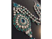Beautiful Bollywood head Jewellery 😍