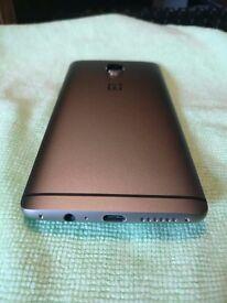 OnePlus 3 64GB Graphite UNMARKED