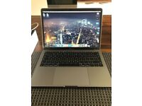 MacBook Pro like new purchased jan 2018