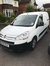 Citroen berlingo 3 seater van 2010