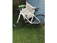 Boardman hybrid bicycle