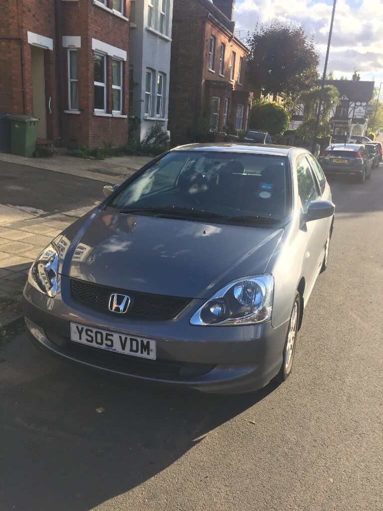 Honda Civic 1.6 iVTEC SE - 35,000 Mileage Only £3,150 OVNO