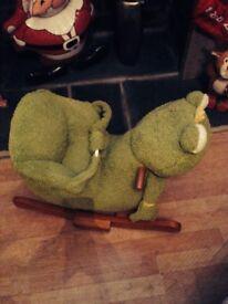 Rocking Frog