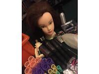 Hair dressing equipment