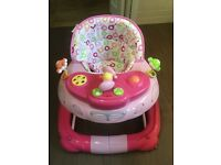 My Child 2 in 1 walker and rocker, excellent condition.