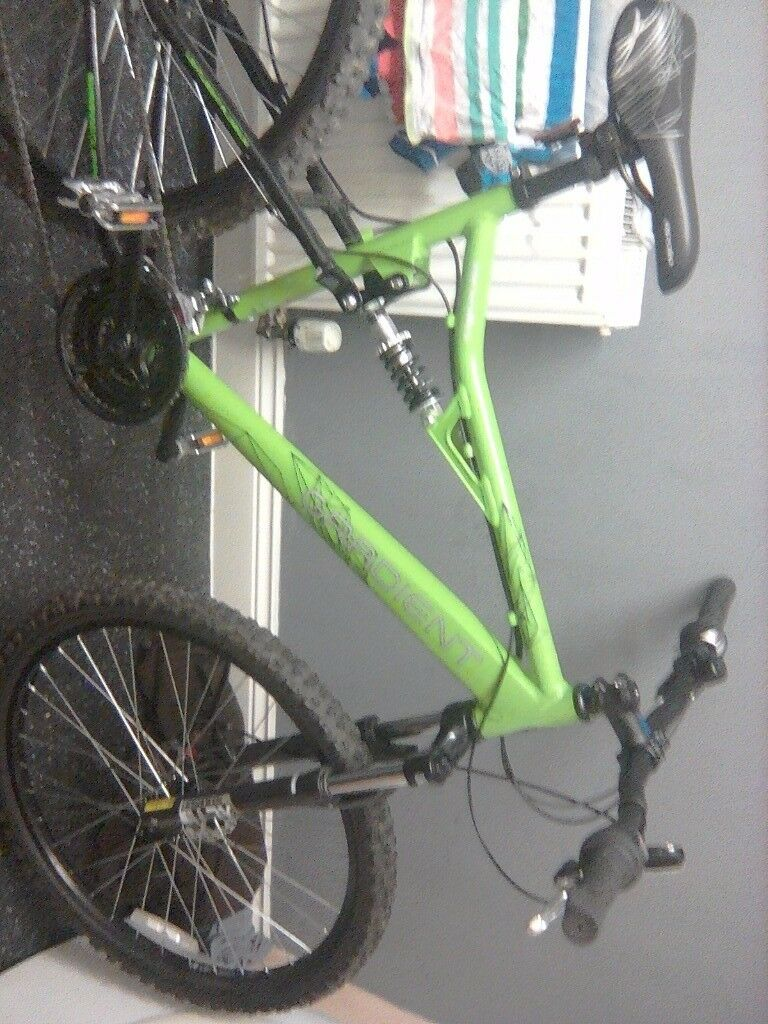 Moutiaun bike