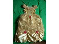 Disney Belle Costume for 7-8 years
