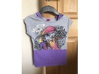 Monster High Girls T-Shirt Age 5 - 6 years