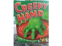 Creepy Hand - interactive family game