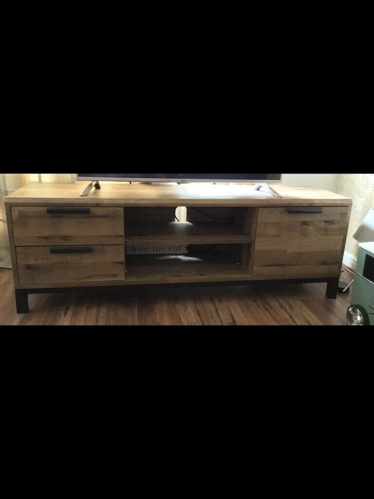 best loved d4fe9 e5cfc Bronx Wide TV Unit (Next Home) | in Sutton-in-Ashfield, Nottinghamshire |  Gumtree