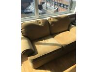 Marks & Spencer 2 seater sofa & 2 Armchair suite
