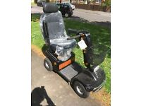 Pro Rider Road King mobility scooter, black 8mph - good condition, with new batteries. £450 ONO