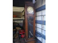 LARBO GONG V GRANDFATHER CLOCK